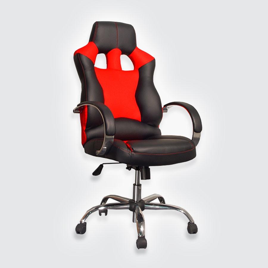 Компьютерное кресло для геймера люкс модель