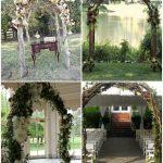 Фото 95: Свадебные арки - перголы