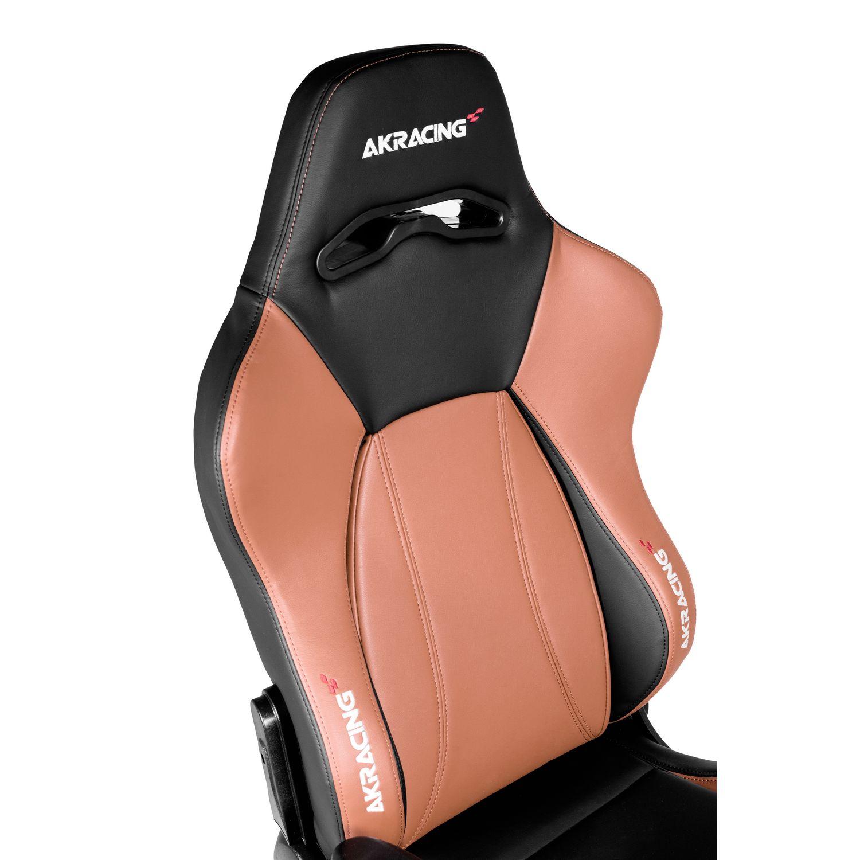 Компьютерное кресло для геймера спинка
