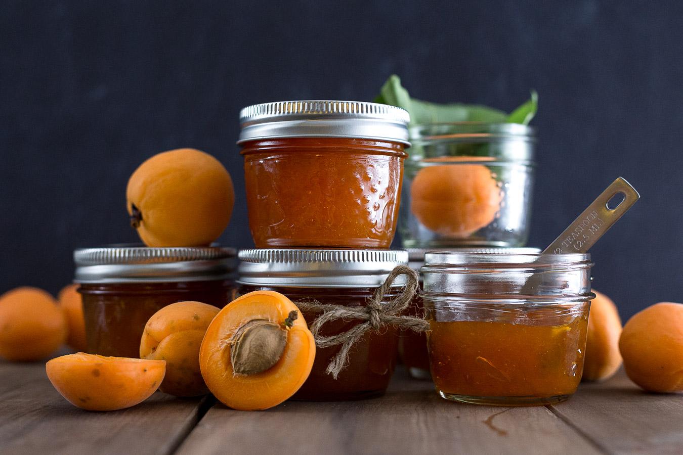 Рецепт варенья из абрикосов на зиму