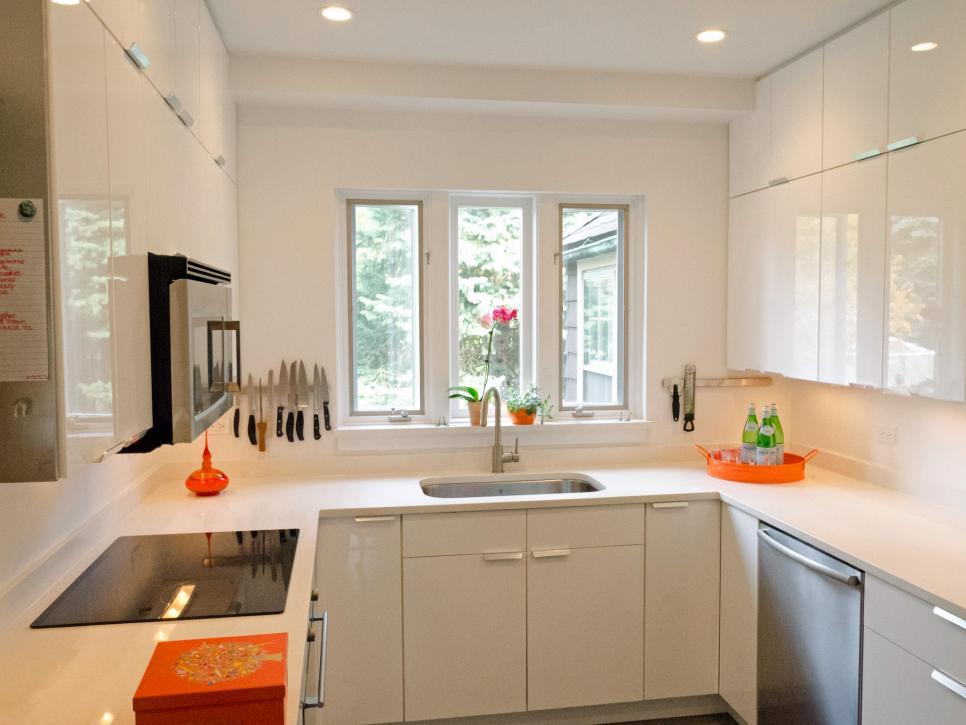 Идеи дизайна кухни 12 кв. м п-образной планировки