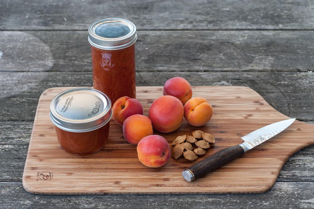 Варенье из абрикосов с косточками на зиму