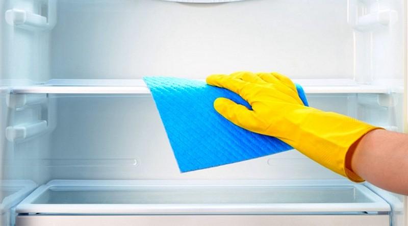 Мытье-холодильника