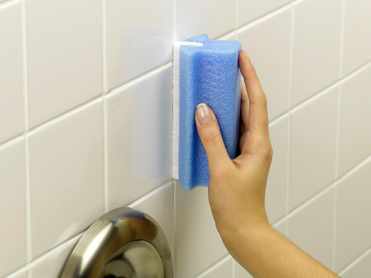 Борьба с плесенью в ванной комнате