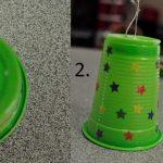 Фото 16: Новогодние колокольчики из стаканчиков