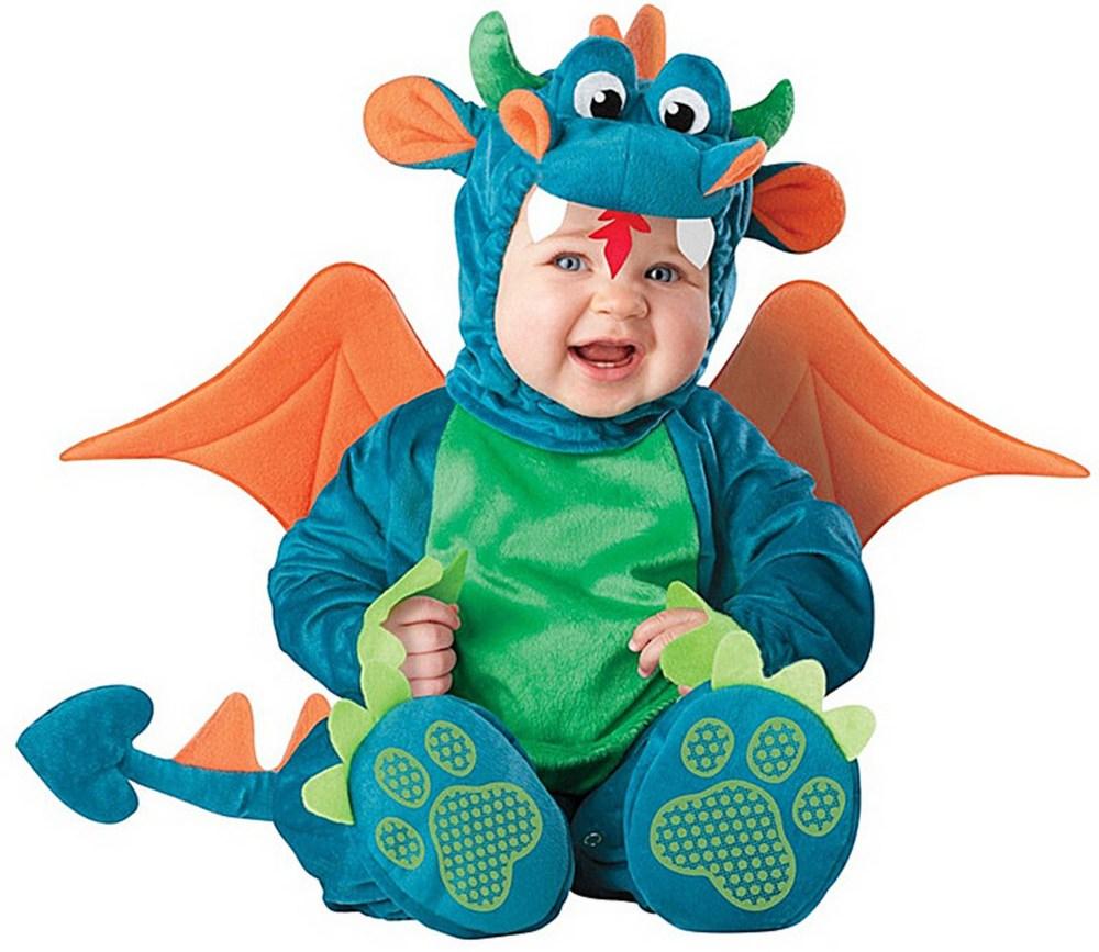 Теплый костюм динозавров для мальчиков на новый год