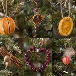 Фото 13: Украшение елки сухофруктами