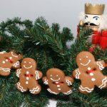Фото 14: Гирлянда из новогоднего печенья