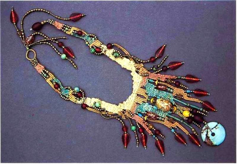 плетение украшений из бисера