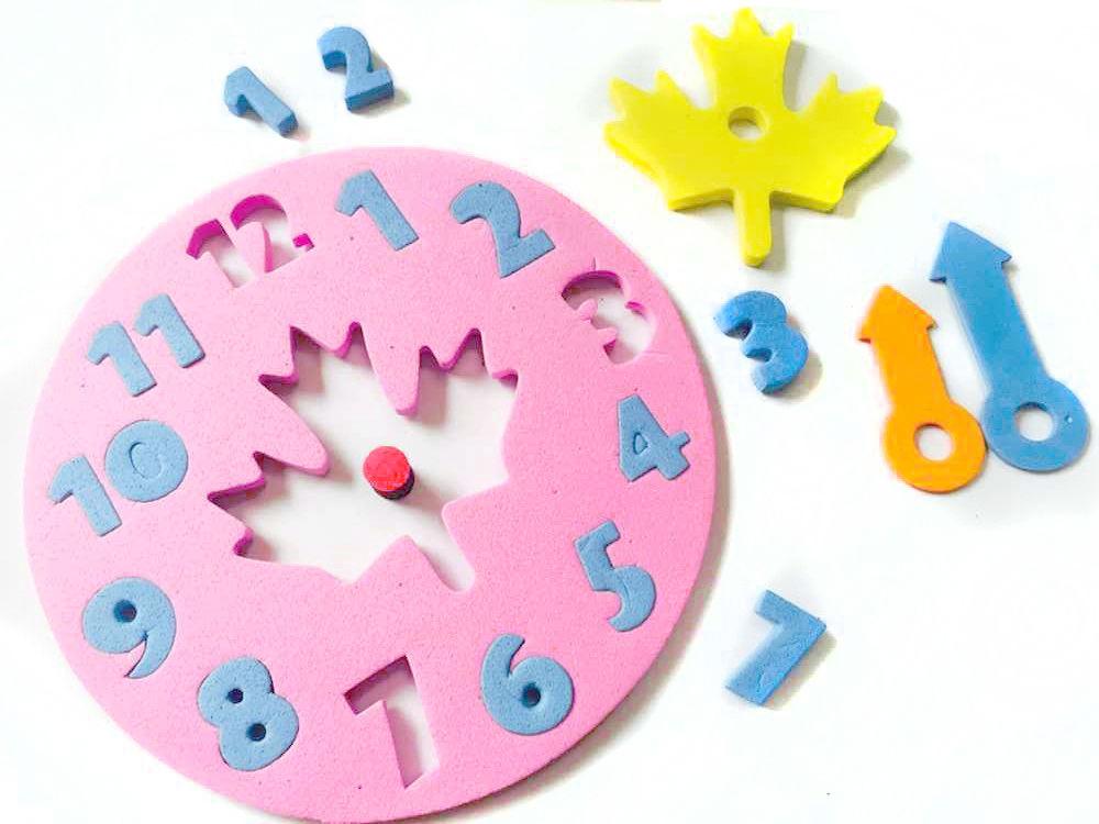Из фоамирана можно изготавливать разнообразные игрушки