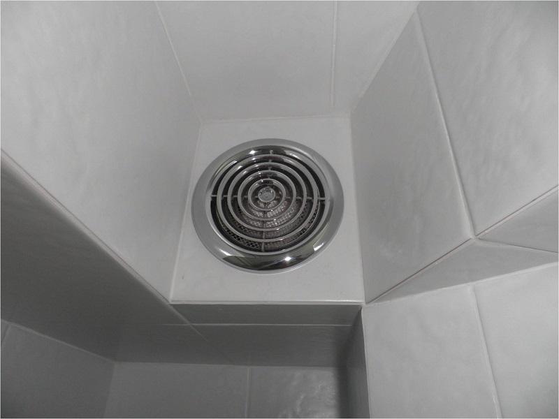 Вытяжка в ванной комнате от излишней влажности