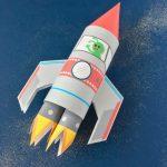 Фото 38: Объёмные ракеты