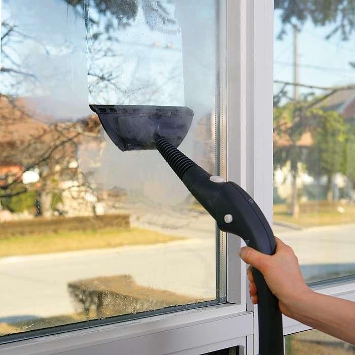 Пароочистители для мытья окон