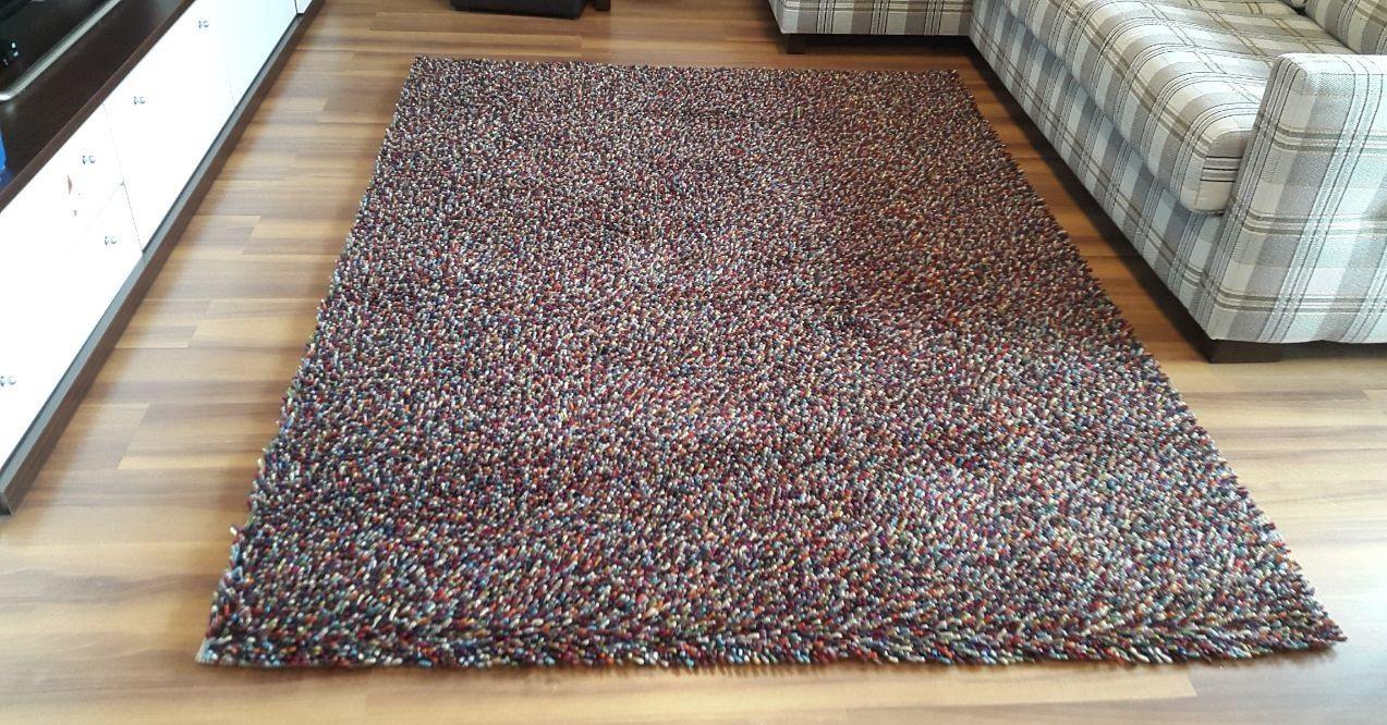 Шерсть и ворс на ковре
