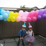 Фото 17: Радужная гирлянда на день рождения