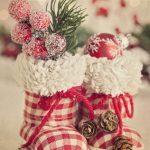 Фото 19: Новогодние башмачки