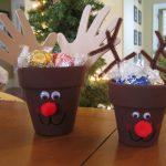 Фото 26: Горшочки со сладостями к Новому Году