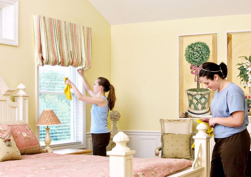 Для уборки квартиры после умерших используется только сертифицированная продукция