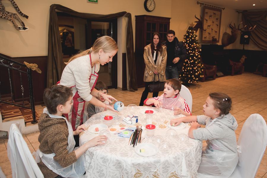 Мастер - класс для детей на взрослом мероприятии