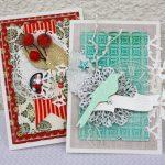 Фото 27: Скрап открытки на Новый Год