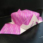 Фото 28: Вариант бейсболки в технике оригами