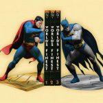 Фото 101: Книгодержатели Бэтмен и Супермэн
