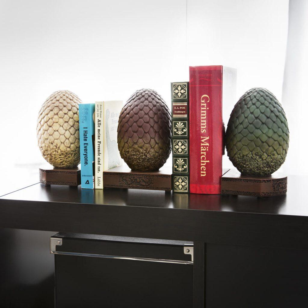"""Держатели для книг """"Яйца драконов"""""""
