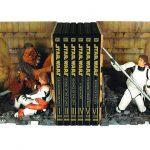 """Фото 93: Книгодержатели с героями из """"Звездных Войн"""""""