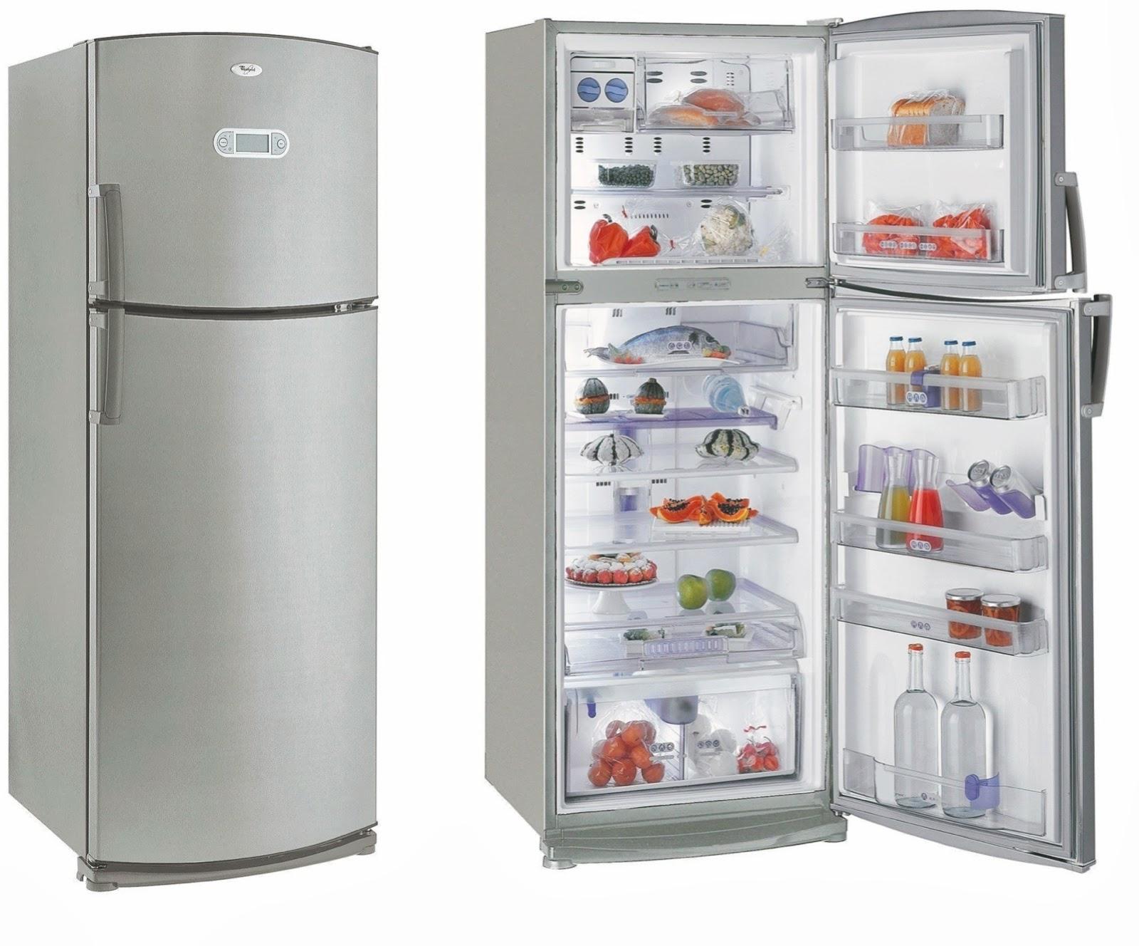 Энергопотребление холодильника может зависеть от его объема