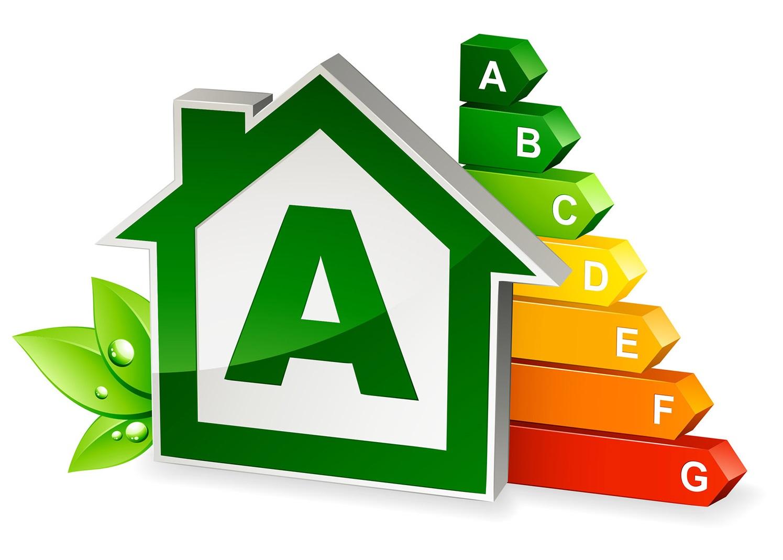 Многие приборы отмечены знаком, показывающим класс энергопотребления