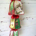 Фото 28: Ретро - колокольчики из старых открыток