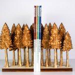 Фото 154: Книгодержатели в виде леса
