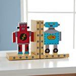 Фото 163: Книгодержатели роботы