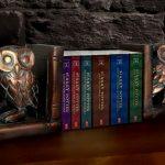 """Фото 83: Книгодержатели - совы по серии книг """"Гарри Поттер"""""""