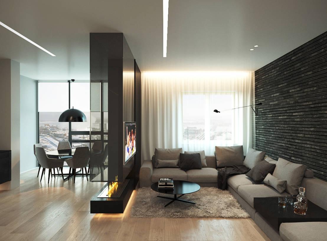 Фото квартиры-студии
