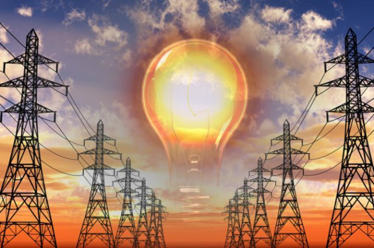 Оплата за поставленные электроэнергию