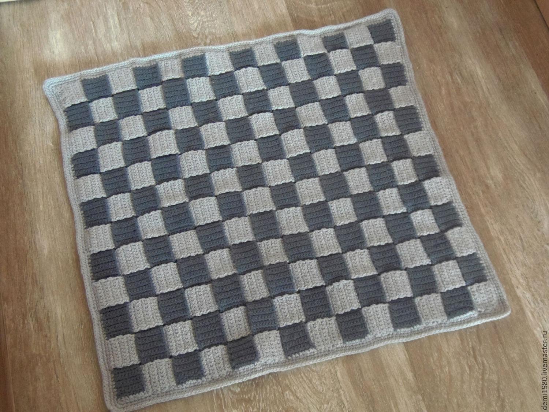 Коврик шахматная доска