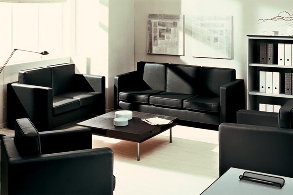 Темная мебель