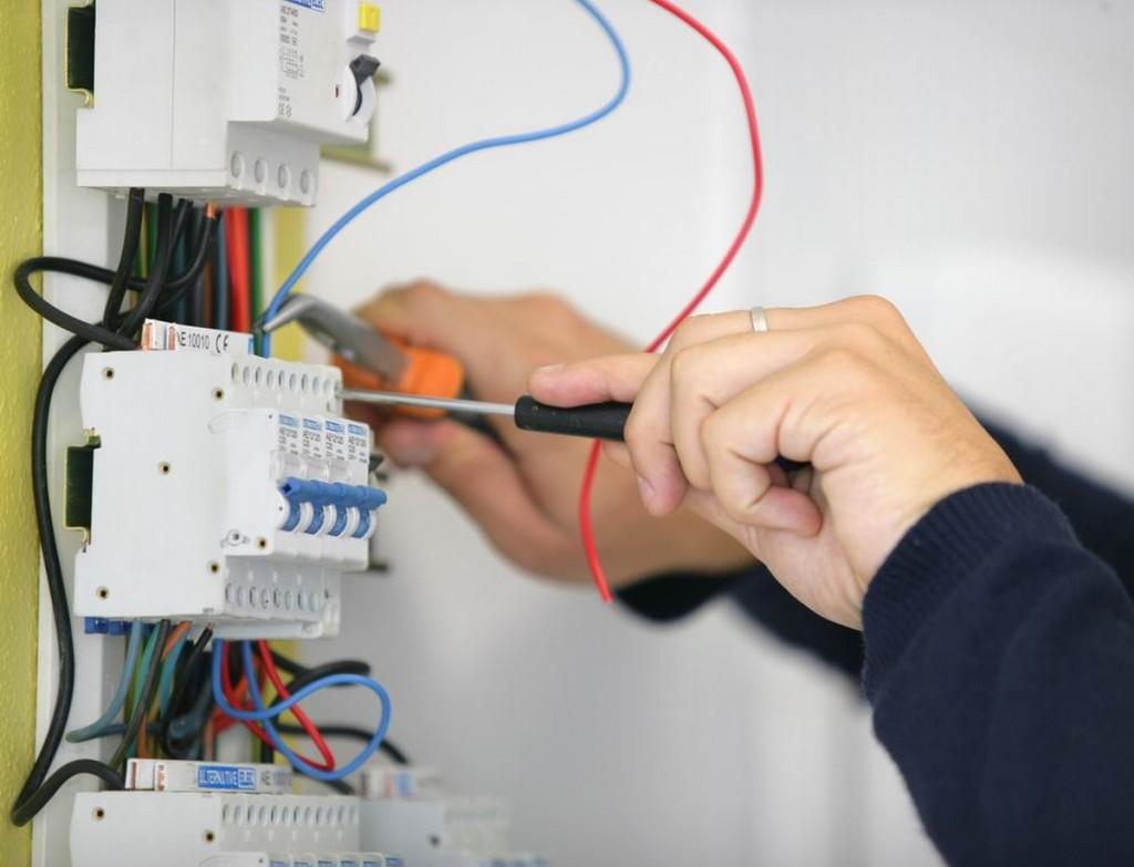 Установка электросчетчика своими руками