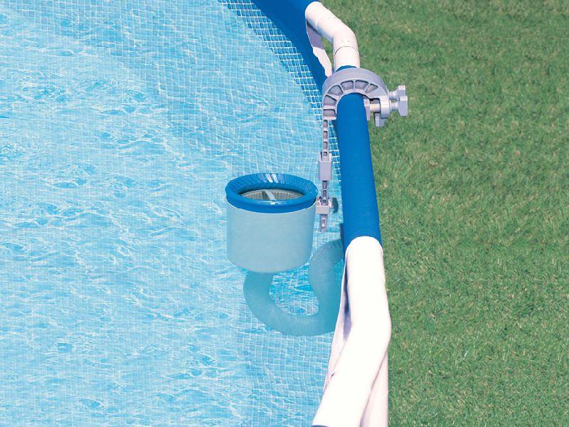 Плавающий фильтр считается самым простым в обустройстве