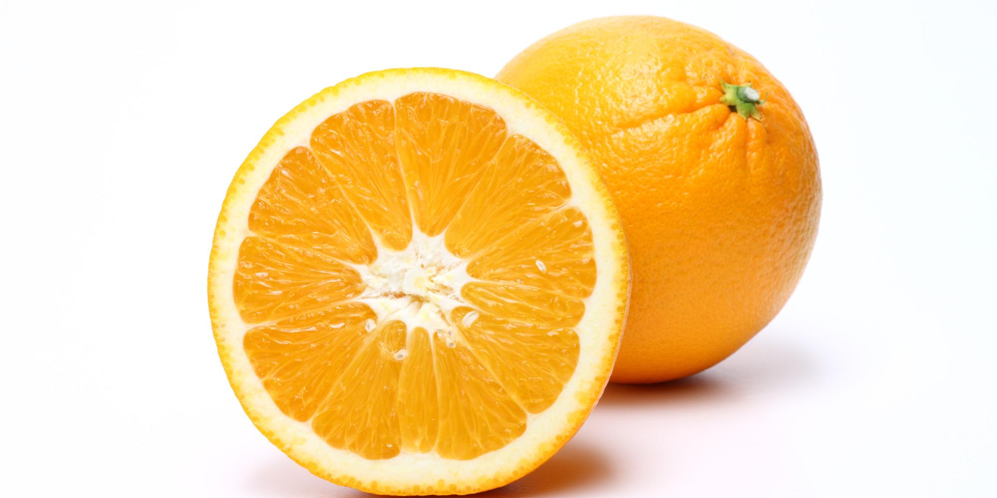 Обработка кожи апельсиновыми корками приводит к растворению защитного слоя