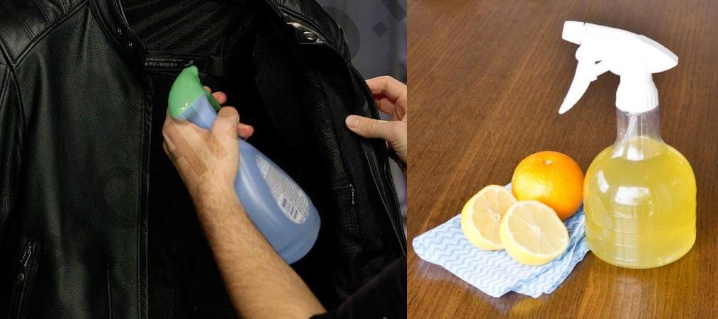 Чистка кожи лимонным соком