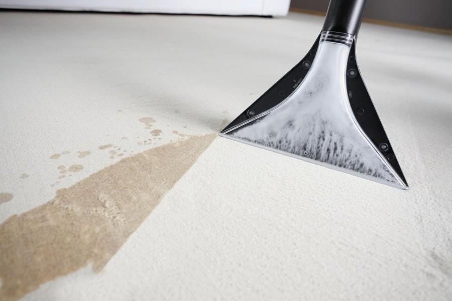Ковровые покрытия требуют ежедневной уборки