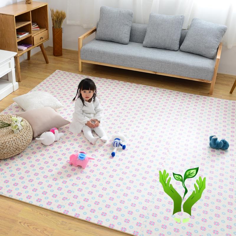 Экологичный ковер для детской