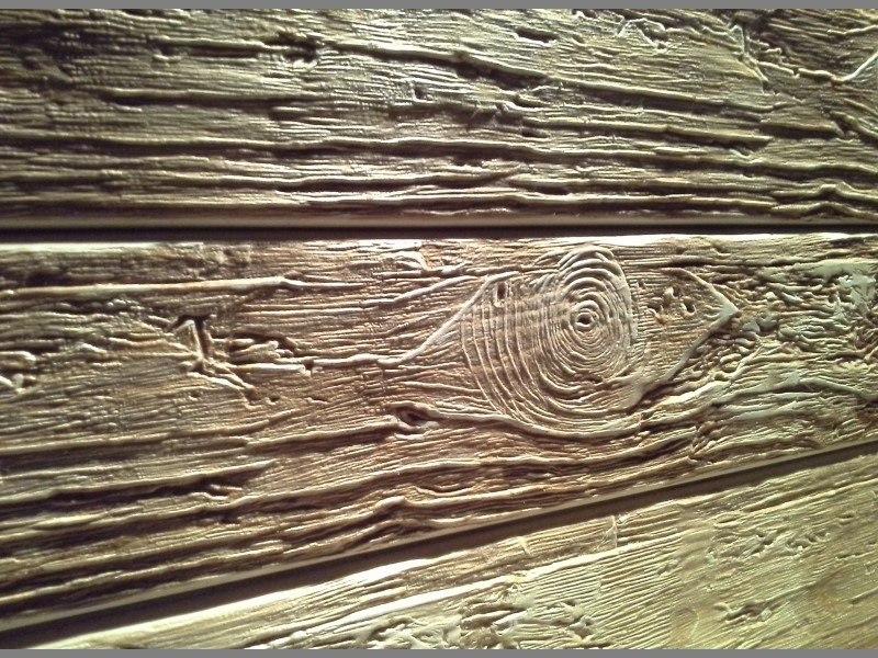 Химическое браширование древесины