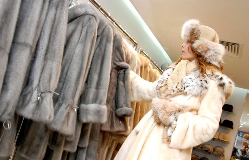 Проверка меха перед покупкой