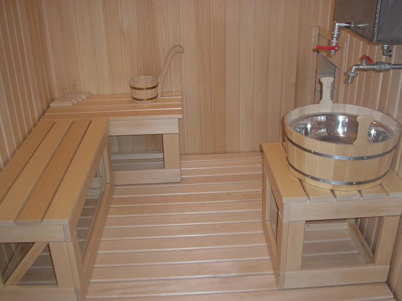 Не все сорта древесины выдержат эксплуатацию в условиях повышенной температуры и влажности