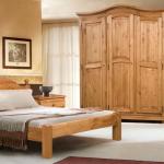 Фото 26: Мебель из массива дерева в классическом стиле