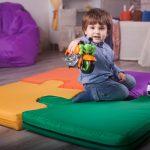 Фото 40: Мягкие коврики - паззлы