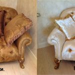 Фото 23: Обивка кресла